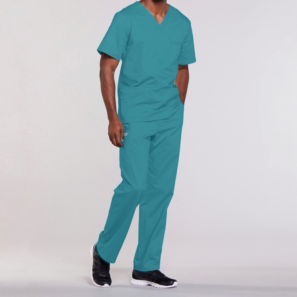 Мужской медицинский костюм Core Stretch цвет TLB