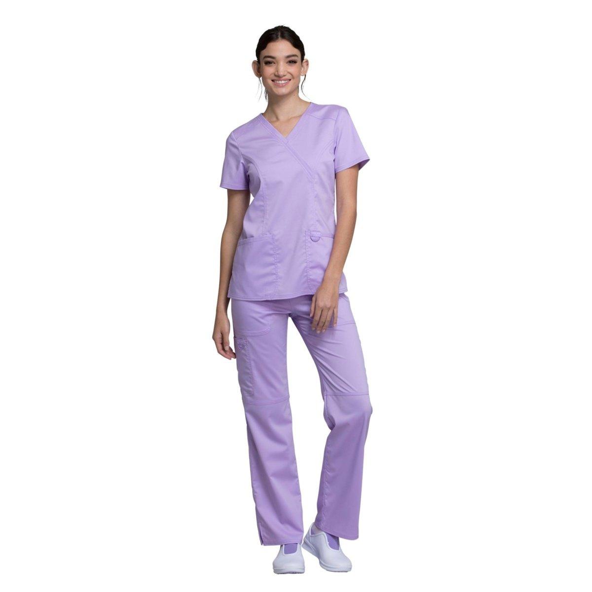 Женский медицинский костюм Revolution цвет- лиловый