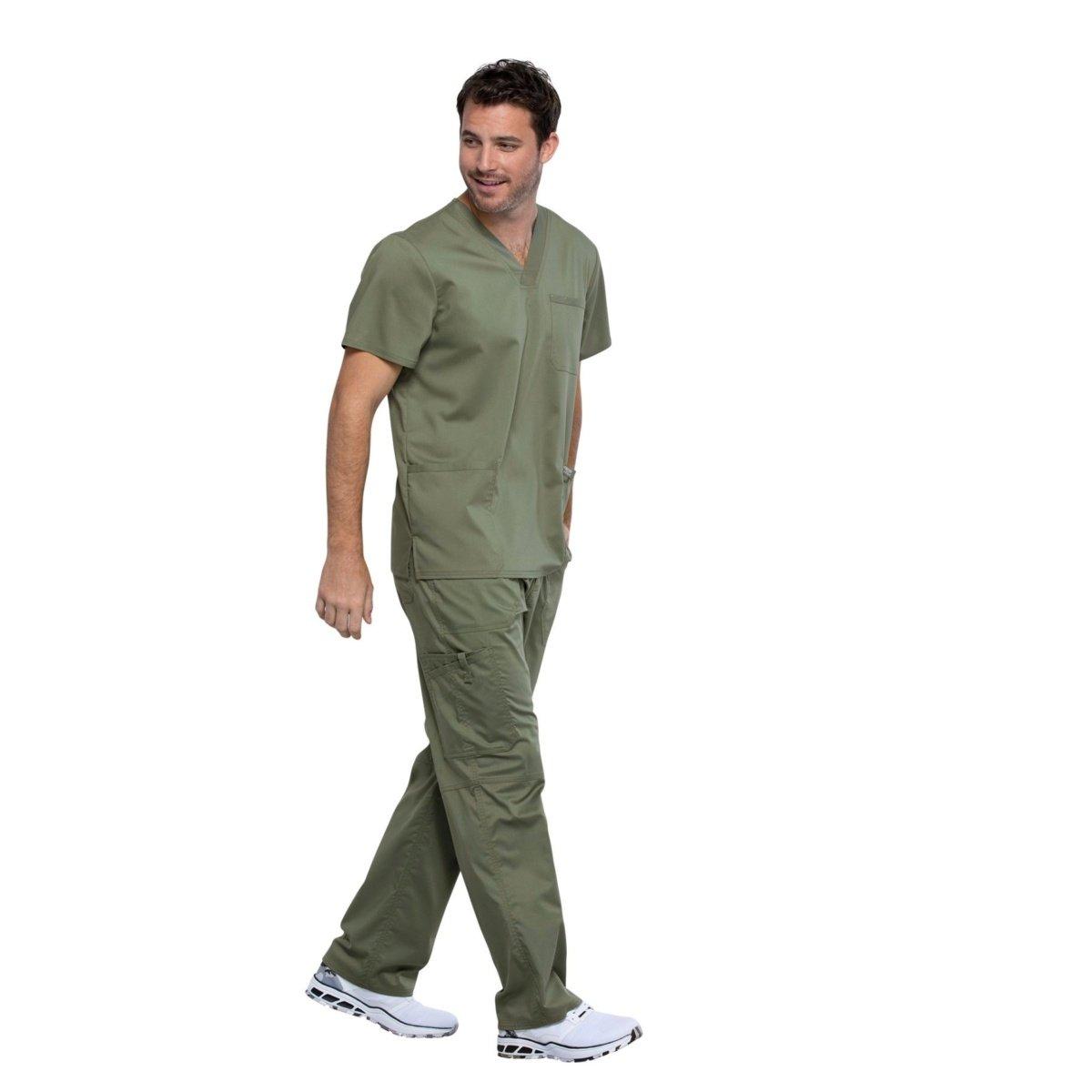 Мужской медицинский костюм Revolution цвет оливковый