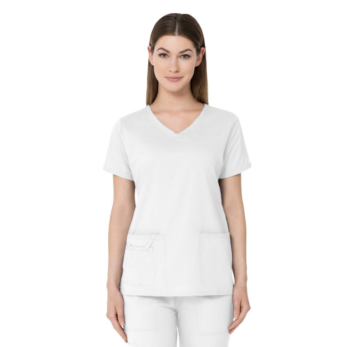 Женский медицинский костюм Core Stretch цвет- белый
