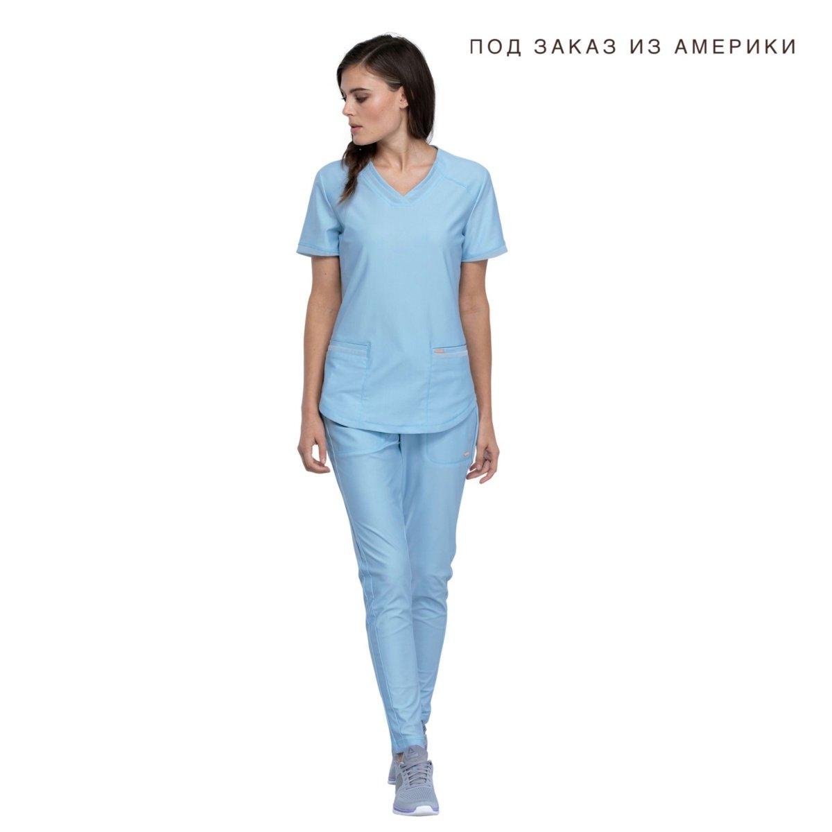 Женский медицинский костюм CHEROKEE FORM цвет sueb
