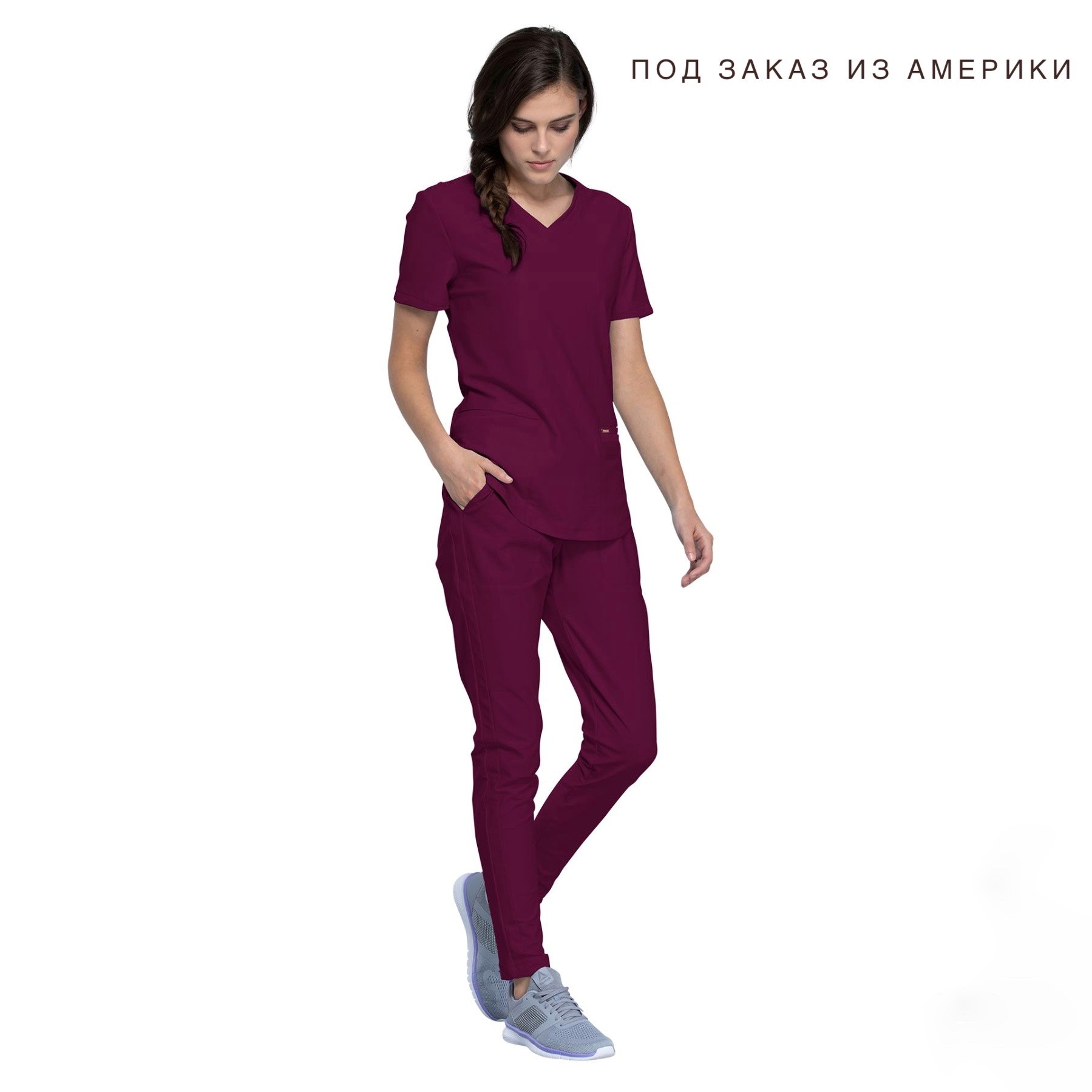 Женский медицинский костюм CHEROKEE FORM цвет WIN