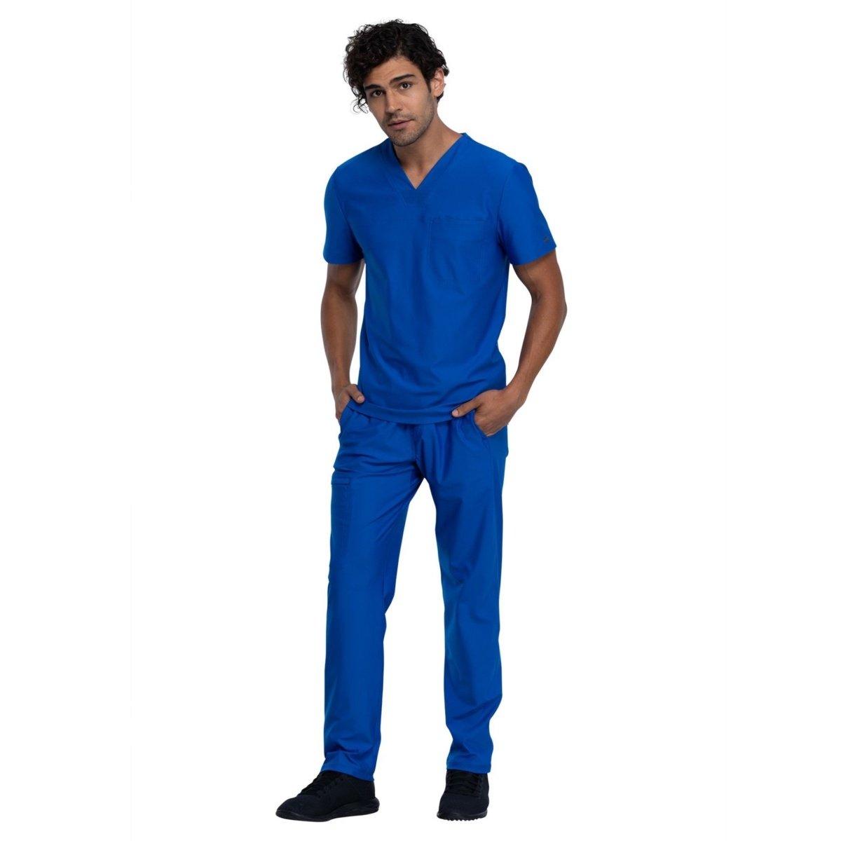Мужской медицинский костюм Cherokee FORM цвет ROY
