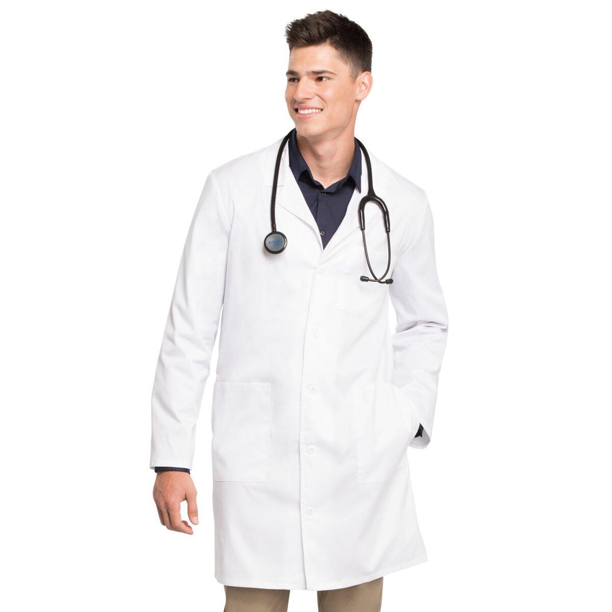 Мужской медицинский халат Core Stretch (4403)