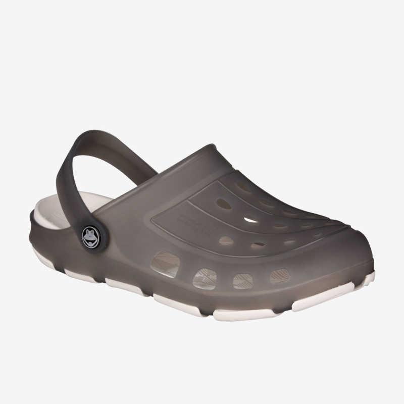 Мужские сабо COQUI модель JUMPER FLUO Charcoal grey