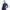 Жіночий двосторонній жилет Cherokee Infinity - колір темно-синій (HNNY)