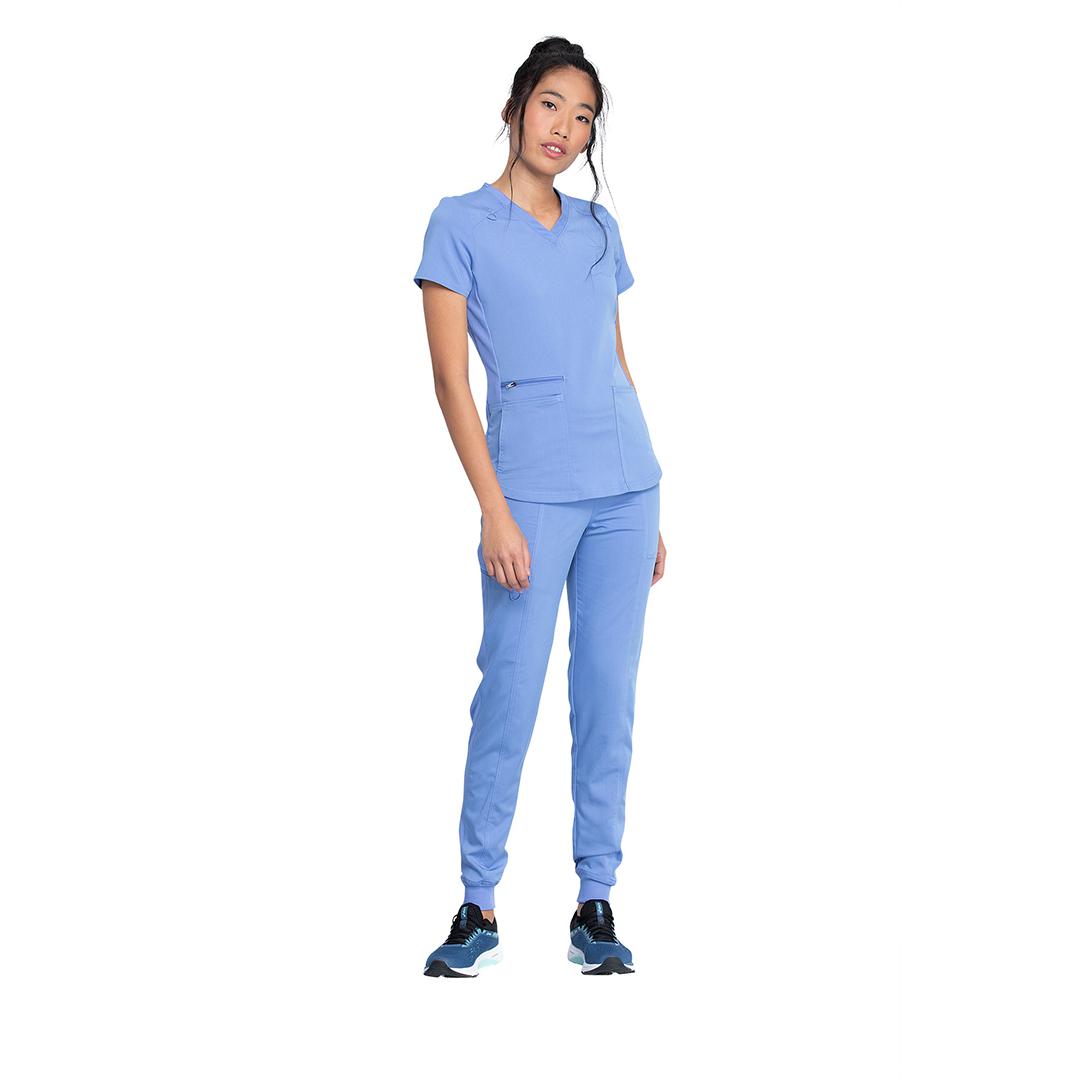 Медицинский костюм с джоггерами Dickies Balance - цвет CIE