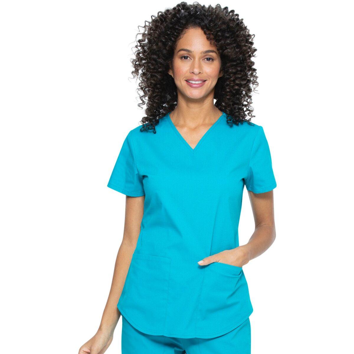 Женский медицинский костюм Vital от Cherokee цвет небесный