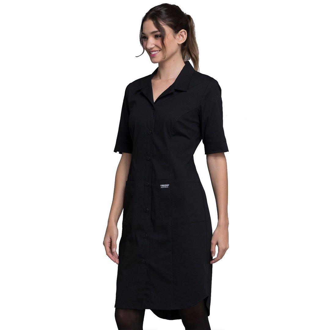 Платье-халат Cherokee WW Professionals - цвет BLK